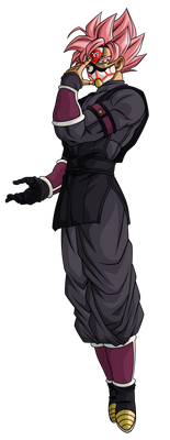 Crimson Masked Saiyan SSJR   2