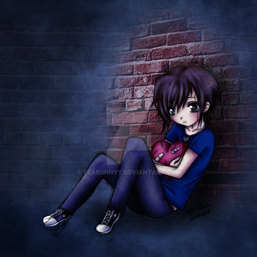 To Mend A Broken Heart by TeaBunnyy on DeviantArt
