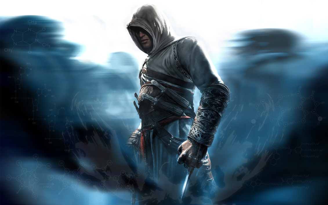 Assassin's creed by SiegHart66