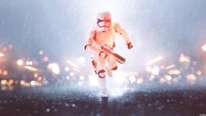 BattleFRONT 1 BF4 Finn TFA Storm Trooper