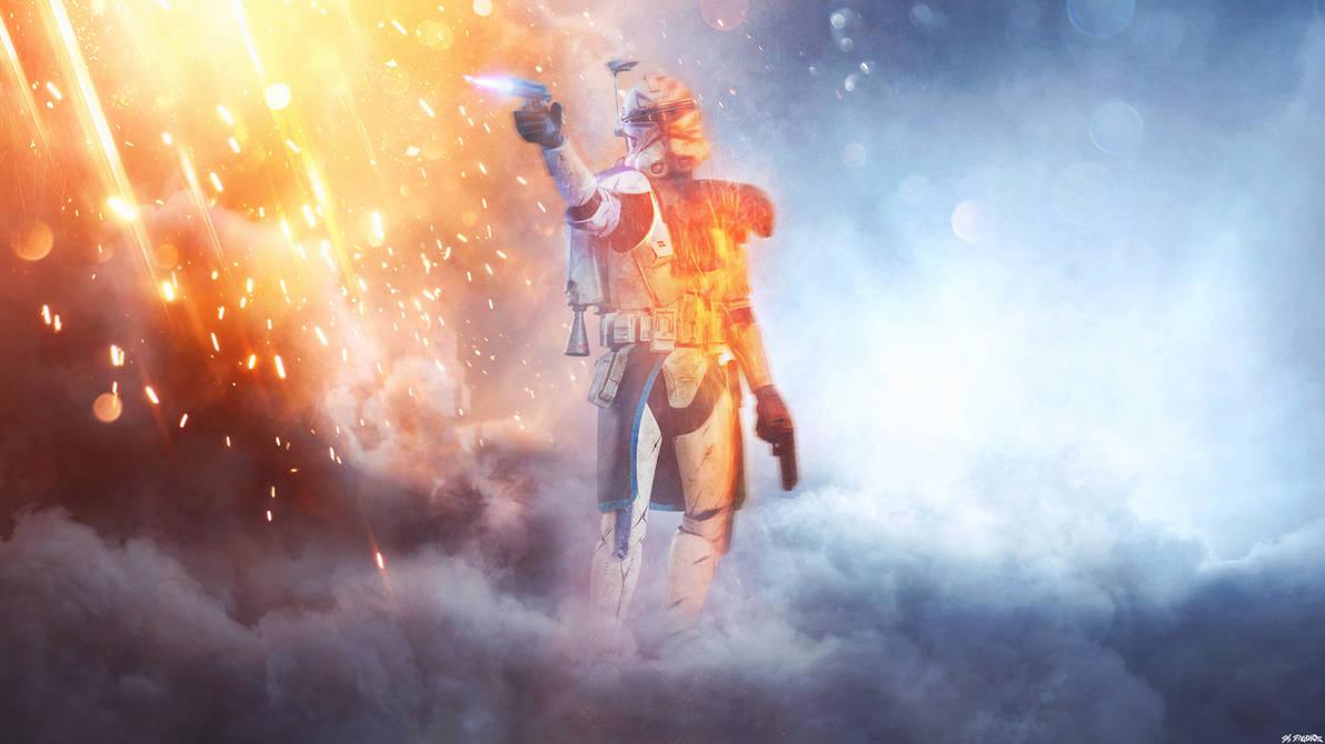 Battlefront 1 Captain Rex Phase 2 By Sk Studios Design On Deviantart