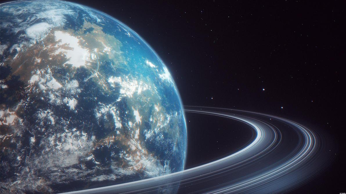 Exo Planet X by SK-STUDIOS-DESIGN