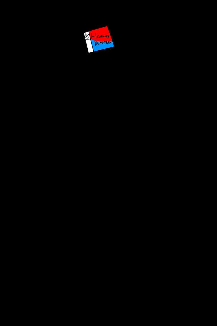 pokemon oras by DoctorWii
