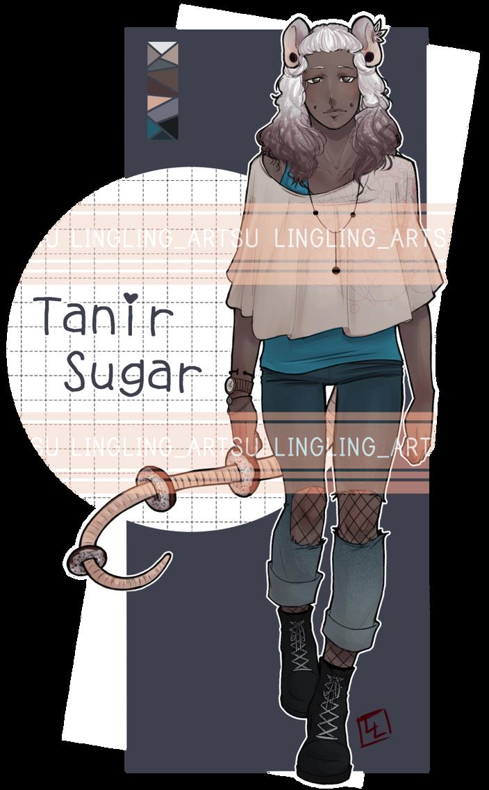 [CLOSED] Tanir Sugar_Adopt by LingLingArtsu
