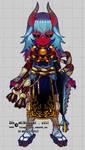 [SOLD] Genshin Mini 008 CYOP by LingLingArtsu