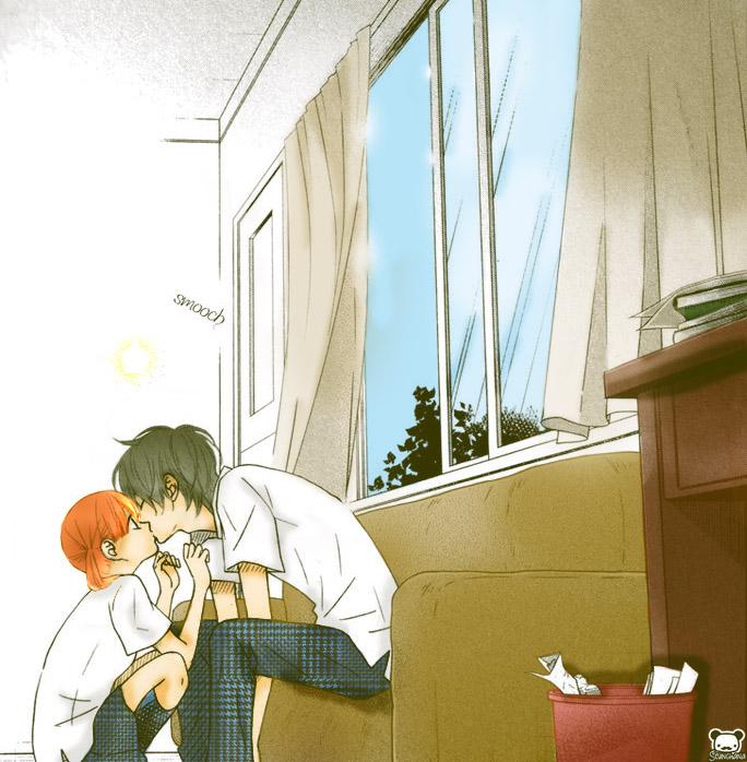 Haru and shizuku fanfiction