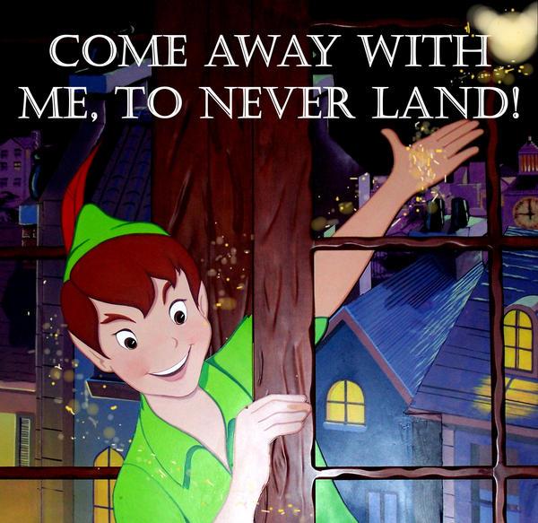Peter Pan by ChibiMomiji123