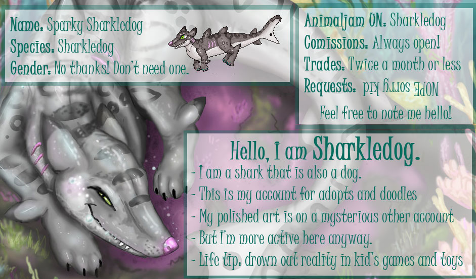 Sharkledog's Profile Picture