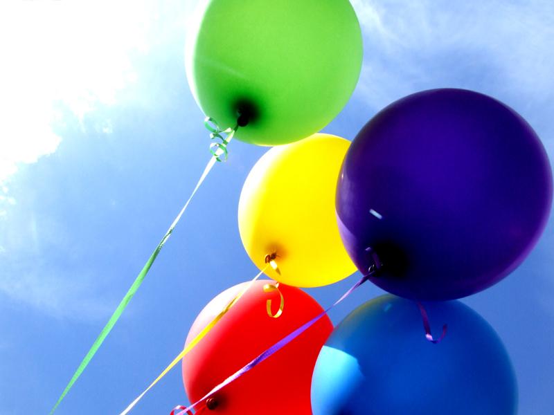 Balloons by goodnightandgoodbye
