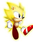 Retro Super Sonic