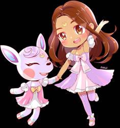 Animal Crossing Commission - babyusagimoon