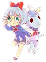 Animal Crossing Chibi Raffle Prize - sulkyacnh