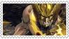 STAMP: Hawkman by KestrelPhantomWitch
