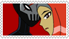 STAMP: Amara/RedX by KestrelPhantomWitch