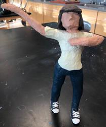 3D Figure by JazzytheDjinn
