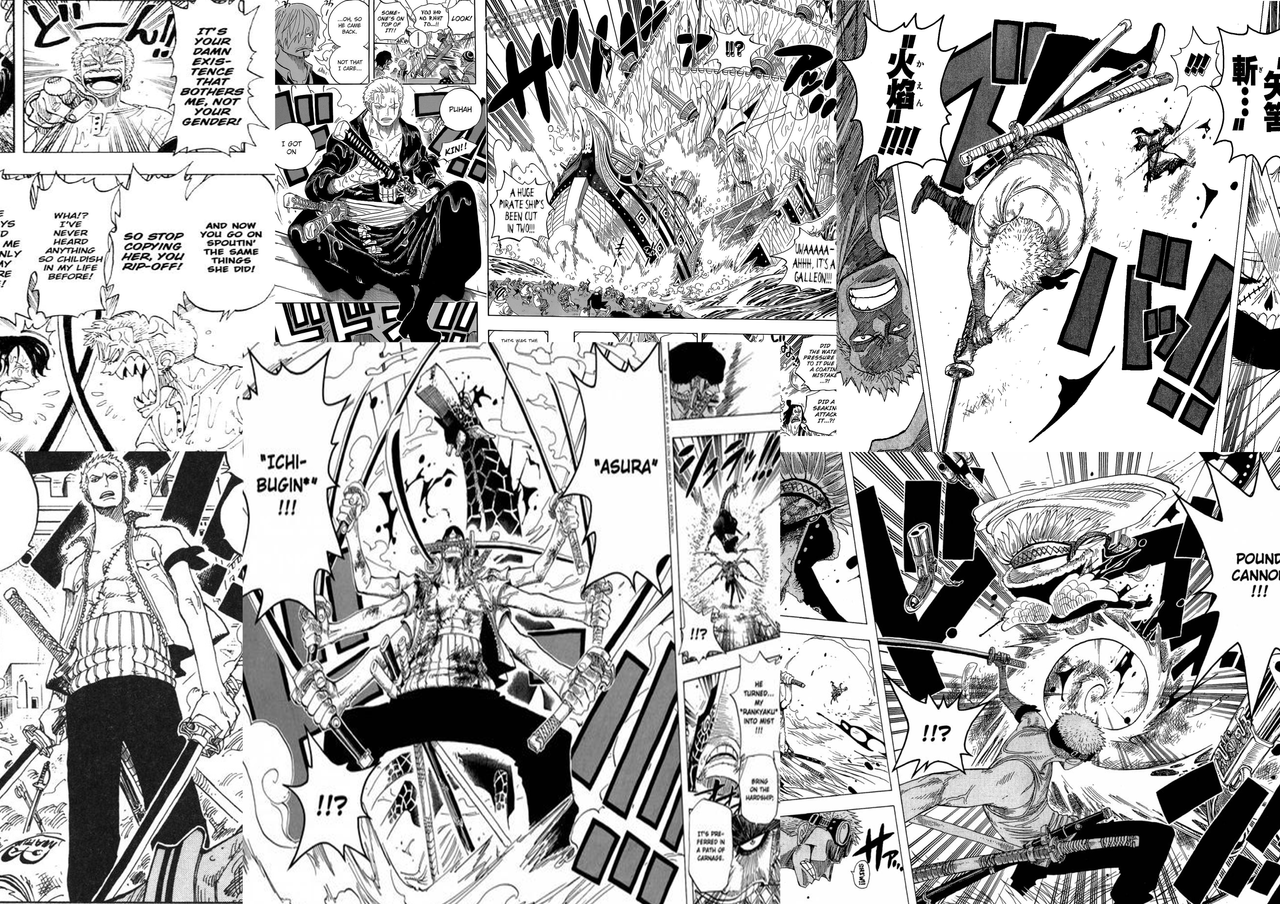 Zoro Manga Wallpaper By Ztrip Zoro Manga Wallpaper By Ztrip