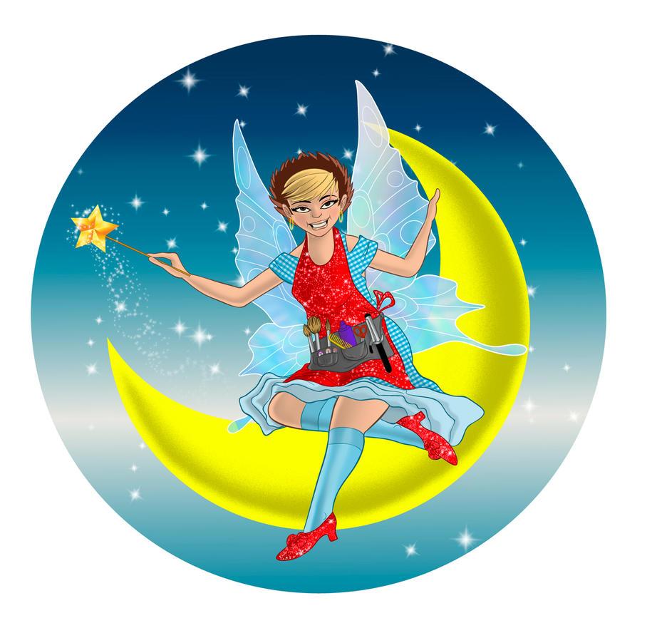 Magical Makeovers Character Design by albundyland