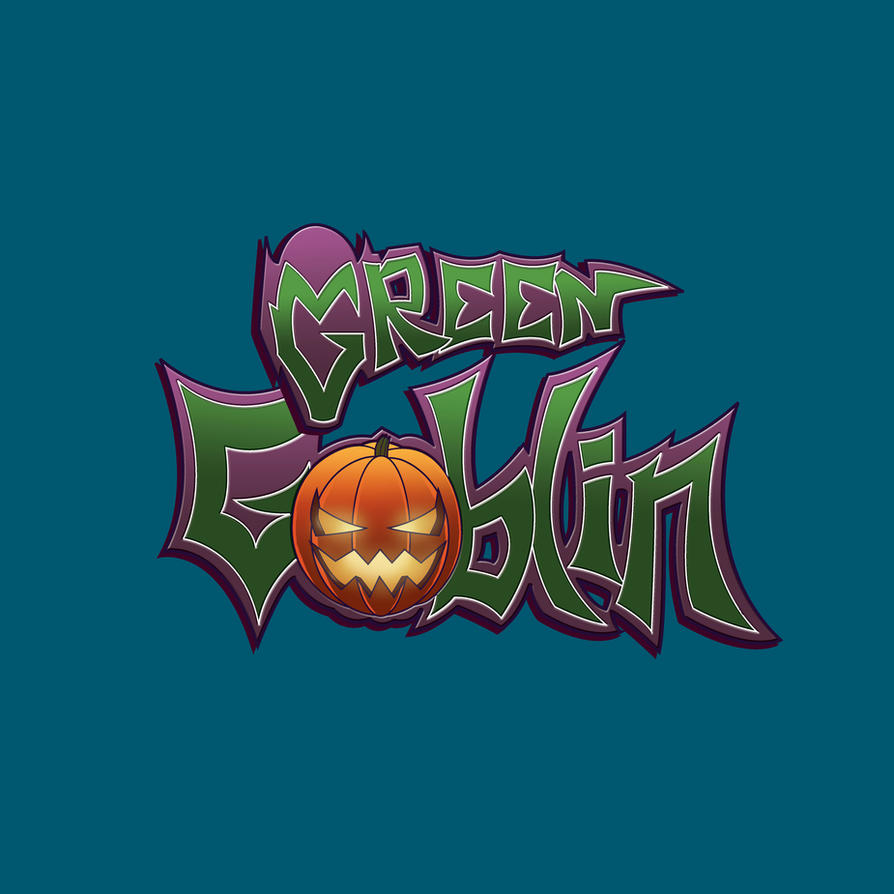 Green Goblin Logo by albundyland