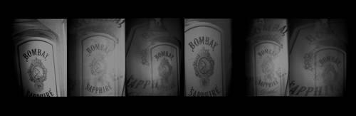 Bombay Saphire Light by chupito
