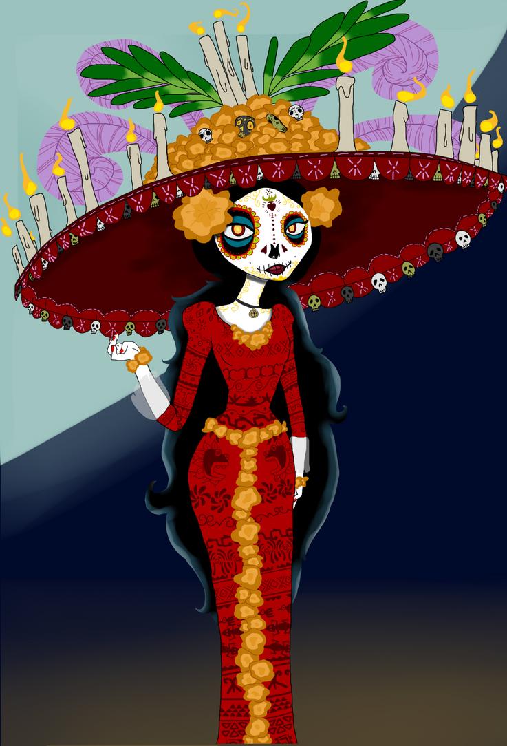 La Muerte [Catrina] by Overeaction1