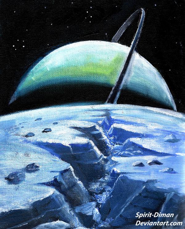 Planet by Dimenran