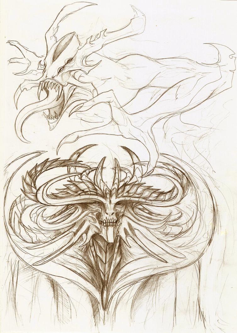 Sketch 2 by Dimenran
