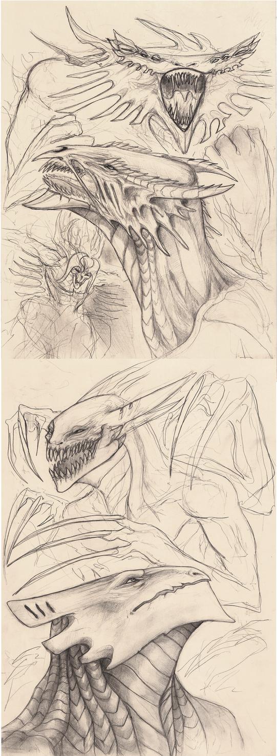 Sketch Dump by Dimenran