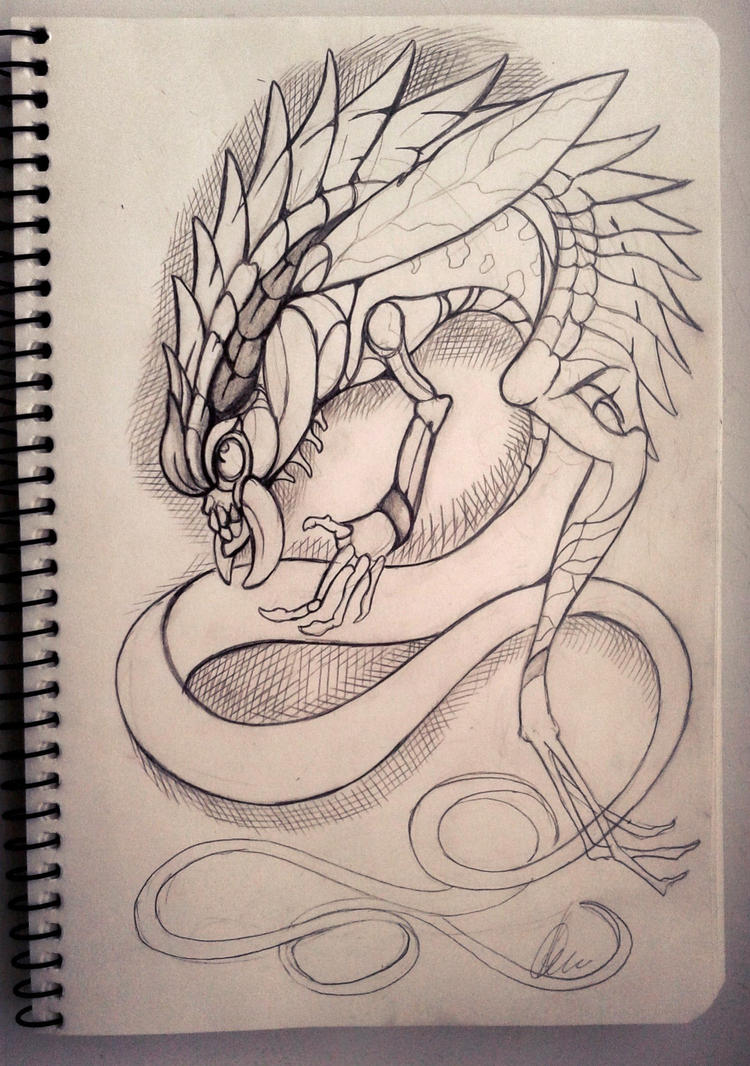 Sketch 1 by Dimenran