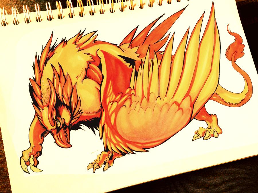 Griffin by Dimenran