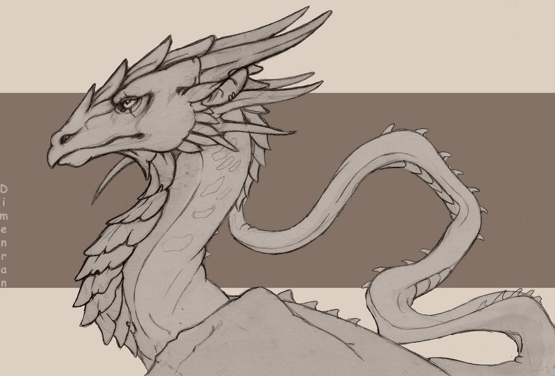 Dragon for Deanosaior by Dimenran