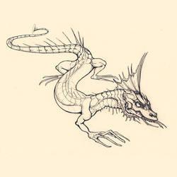 Lizard by Dimenran