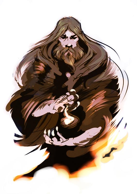 Spirit of fire by Dimenran