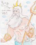 King Triton by Unicorn-Power