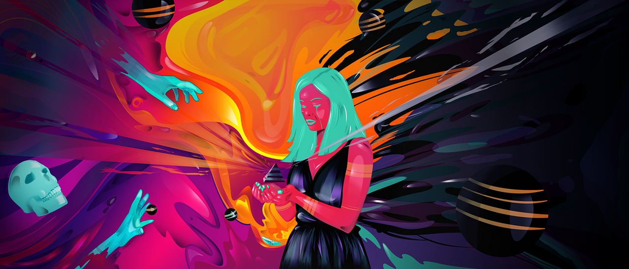 El lado oscuro by R3volver1