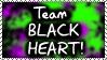 Team Black Heart-Stamp by Black-Heart-Always