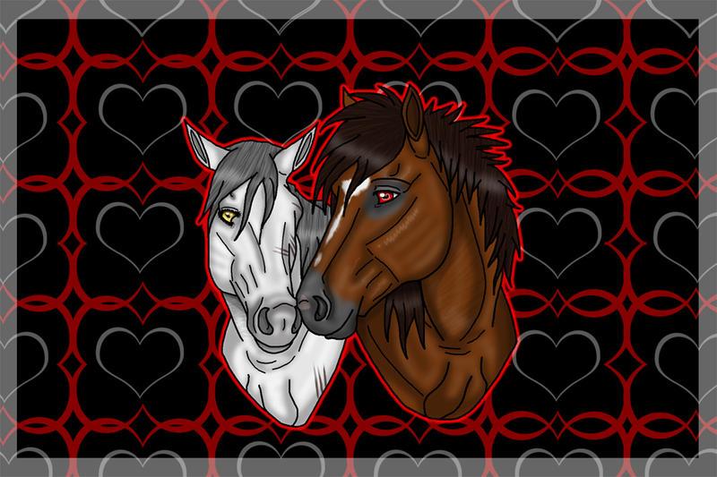 Happy Valentine's Day! by Black-Heart-Always