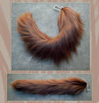 Commission Beast Yarn Tail