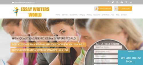Dissertation writing service UK by DissertationUK