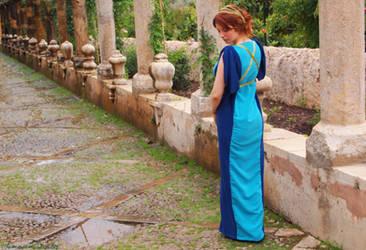 Pompeian lady VIII by SomniumDantis