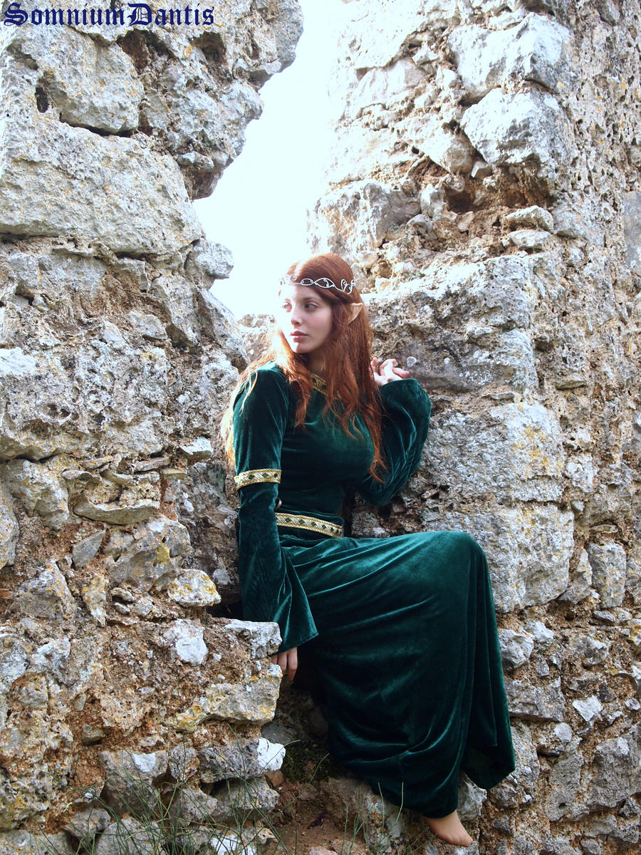 Nerdanel the Wise VIII by SomniumDantis