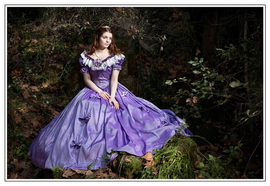 Victorian fairytale II by SomniumDantis