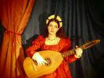 Florentine lady portrait