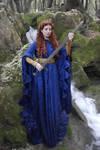 Lady of the Lake by SomniumDantis