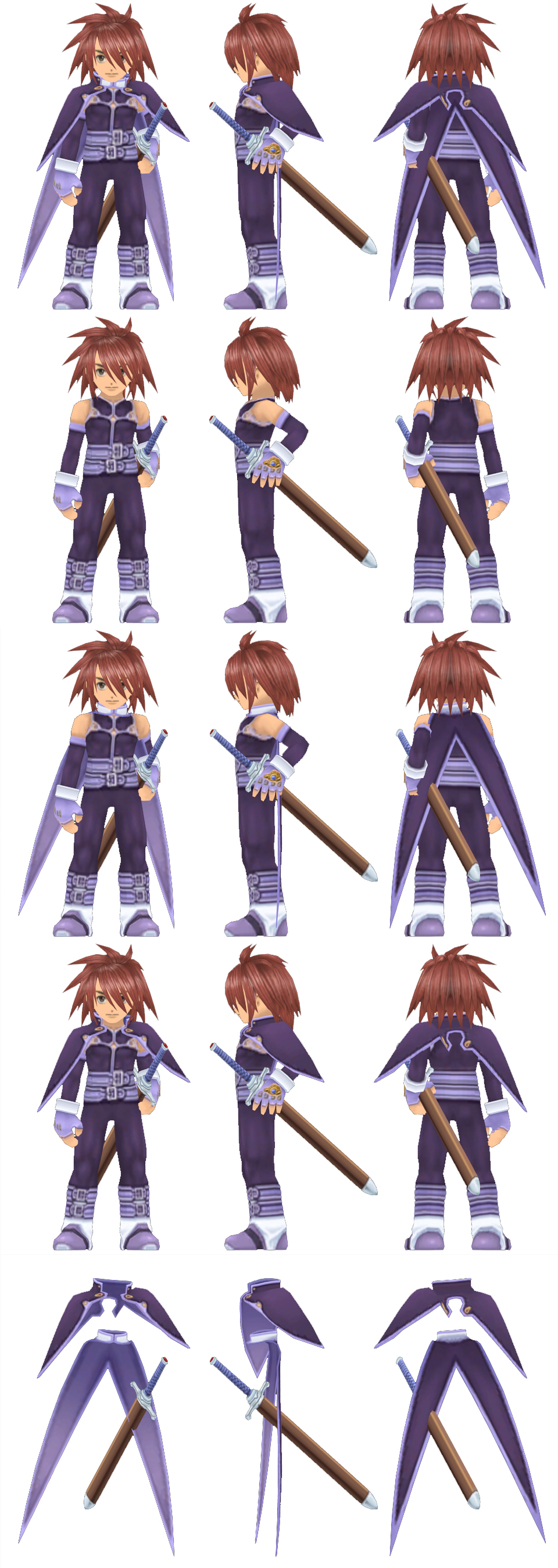 ToS Character References 002 -Kratos Aurion- by G--u--y