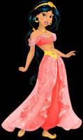 Jasmine in Red #4