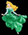 Aurora in Green #9