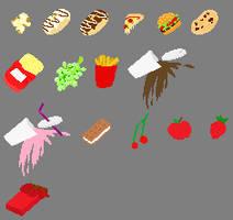 HS Base Sheet: Trickster Food