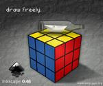 Rubik Ink .46 by valessiobrito