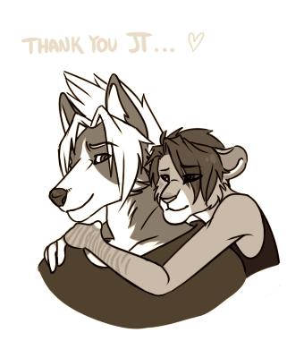 Thank you JT... by Juriia