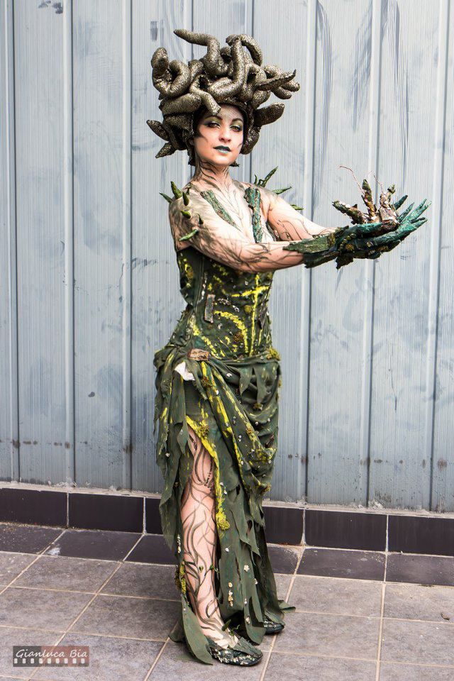 Magic The Gathering Vraska The Unseen Cosplay 4 by Miss-Kiki89